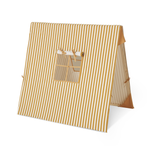 9333_Tenda-gioco-cotone-organico-righe-senape-Ferm-Living