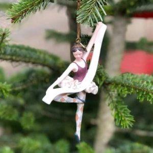 Decorazione Natale Ballerina personalizzabile Konges sløjd
