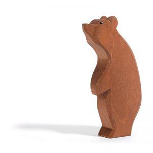 Figura legno Orso in piedi - Ostheimer