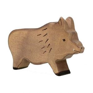 80093-Figura-legno-piccolo-Cinghiale-Holztiger