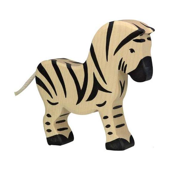Figura legno Zebra - Holztiger