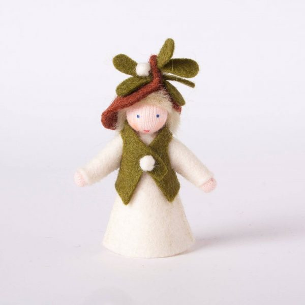Figura Waldorf Fata principe Vischio Ambro-dolls