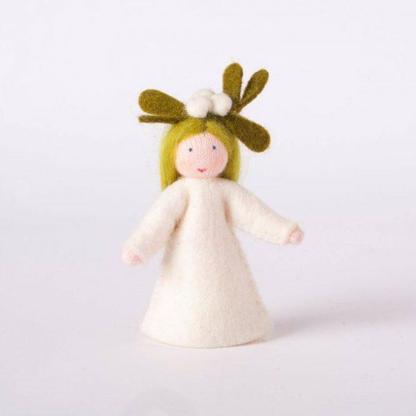 Figura Waldorf Fata Vischio Ambro-dolls