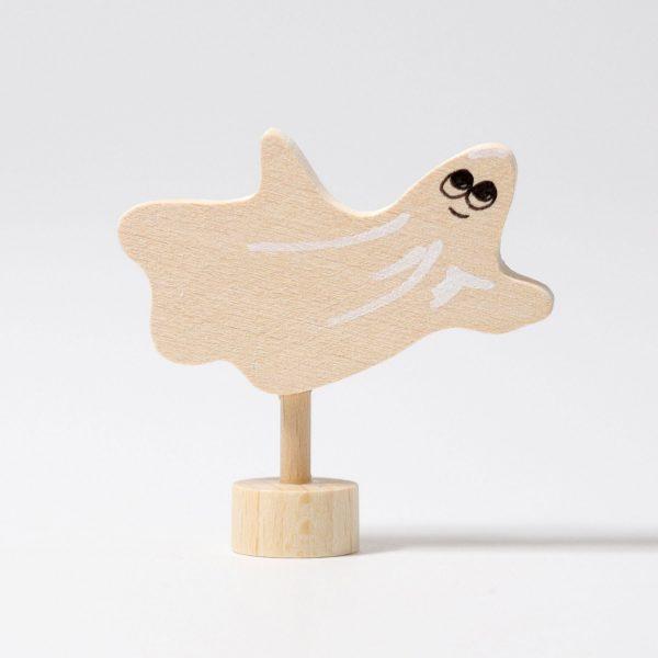 Figura decorativa legno fantasma Grimm's