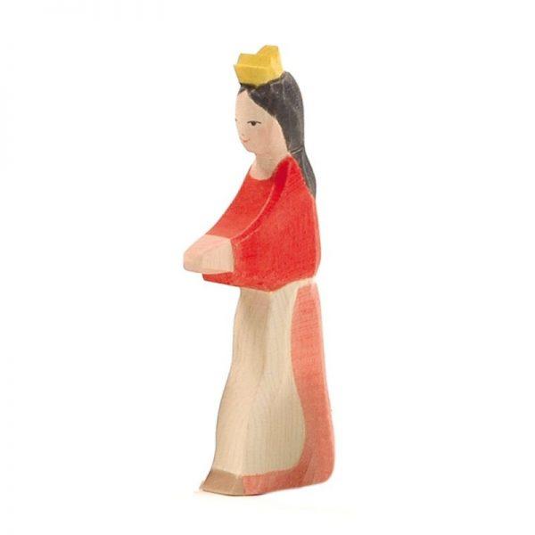 Figura legno Biancaneve - Ostheimer