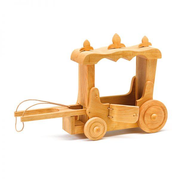 Gioco di legno carrozza del Re Ostheimer