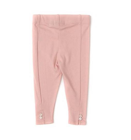 leggings-pale-pink-little-green-radicals-cotone