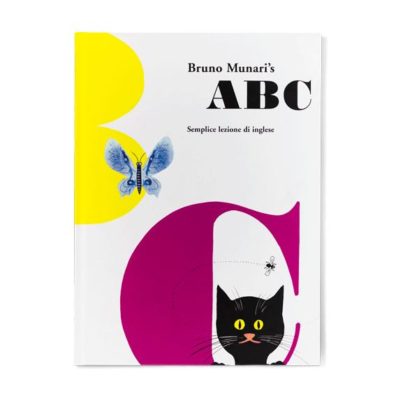 Bruno Munari's ABC - Corraini Edizioni