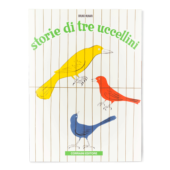 Storie di tre uccellini - Corraini Edizioni