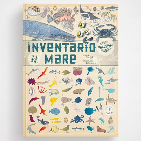 Inventario illustrato del mare Ippocampo Edizioni