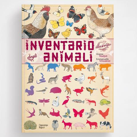 Inventario illustrato degli animali Ippocampo Edizioni