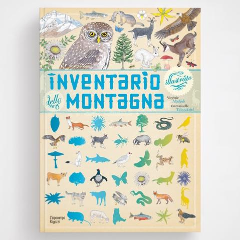 Inventario illustrato della montagna Ippocampo Edizioni