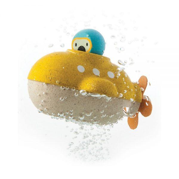 Gioco bagnetto Sottomarino + sub Plan Toys