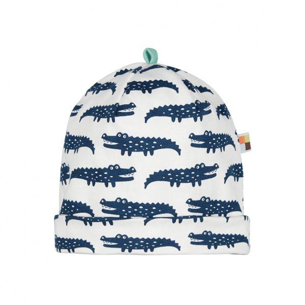 Cappellino coccodrilli blu Loud+Proud