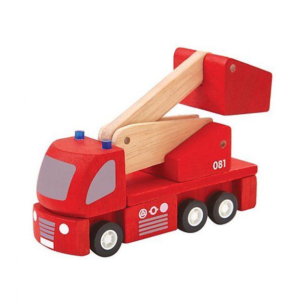Gioco Autopompa dei pompieri Plan Toys
