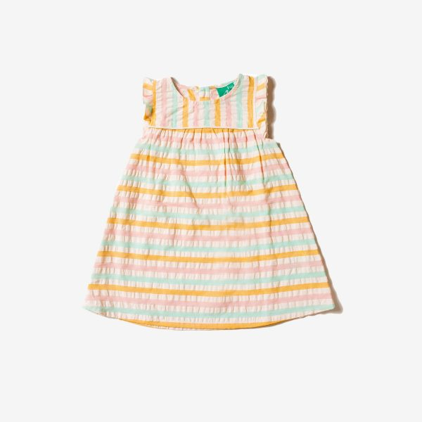 Vestito Frill Dress Little green Radicals
