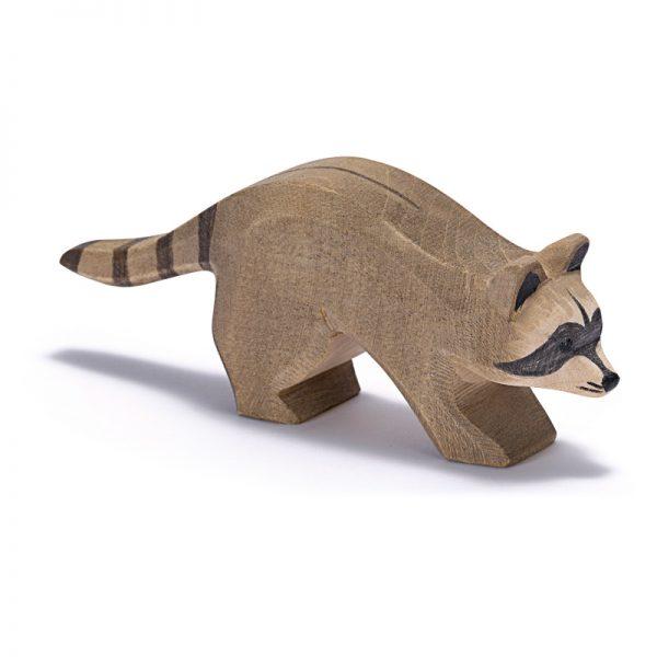 Figura legno Orsetto lavatore - Ostheimer