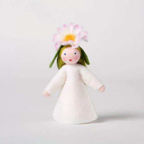 Figura Waldorf Fata Common Daisy Ambro-dolls
