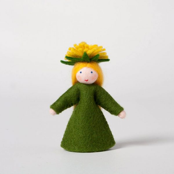 Figura Waldorf Fata Dandelion Ambro-dolls