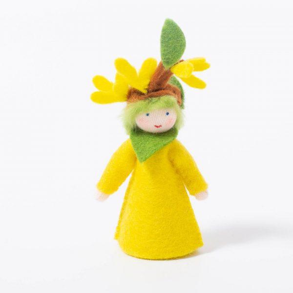 Figura Waldorf Fata Laburnum Ambro-dolls