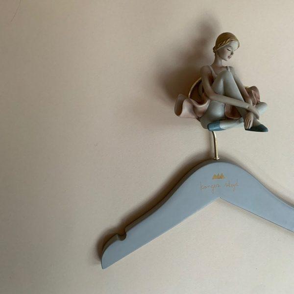 Gancio decorativo Ballerina - Konges sløjd