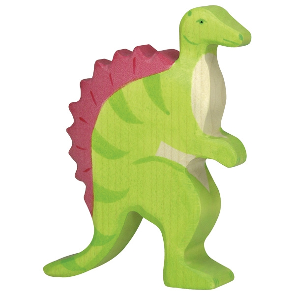 Figura legno Dinosauro Spinosauro - Holztiger