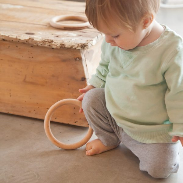 Anello Montessori manipolazione grande Grapat