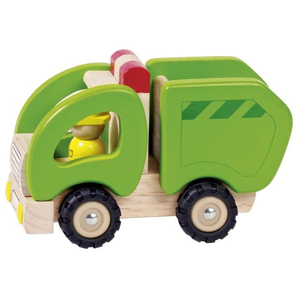 Automezzo camion nettezza urbana Goki