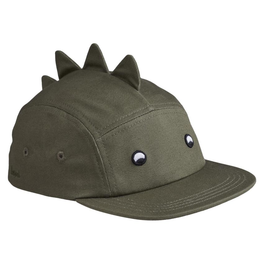 Cappello Con Visiera Rory Cap Dino Liewood Babookidsdesign