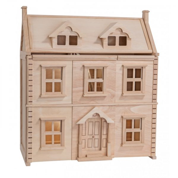 Casa delle bambole Victorian Dollhouse Plan Toys