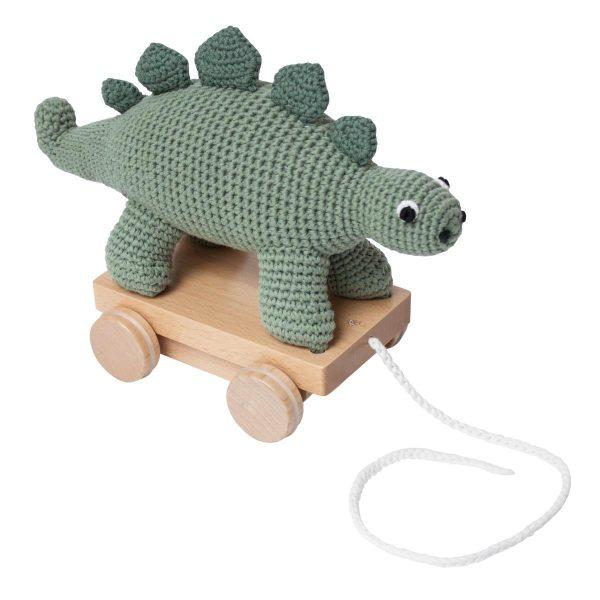 Dinosauro-su-ruote-da-tirare-Sebra