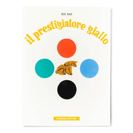 Il prestigiatore giallo - Corraini Edizioni