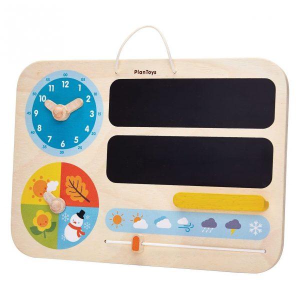 Primo calendario perpetuo Plan Toys
