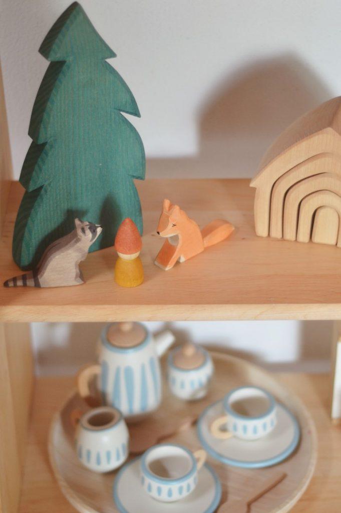 scaffale montessori 1
