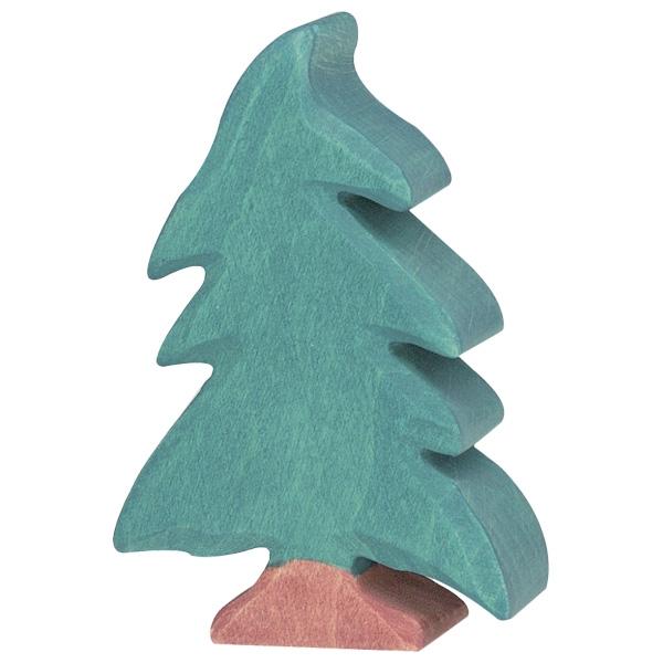 Figura legno Abete piccolo - Holztiger