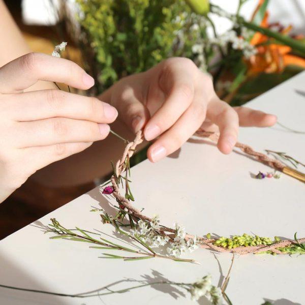 Huckleberry Crea la tua collana di fiori