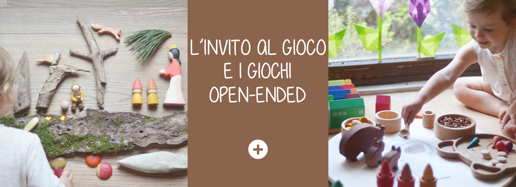 L'INVITO AL GIOCO E I GIOCHI OPEN-ENDED