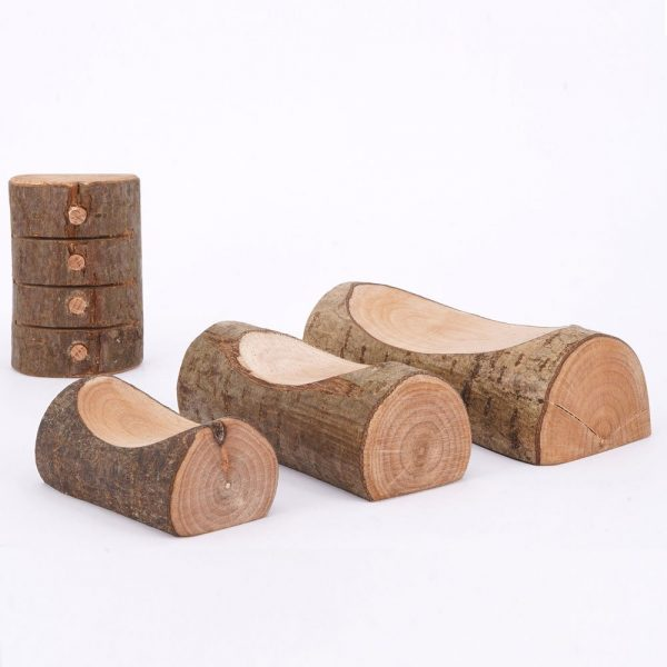 Set arredi casa sull'albero Camera Magic Wood