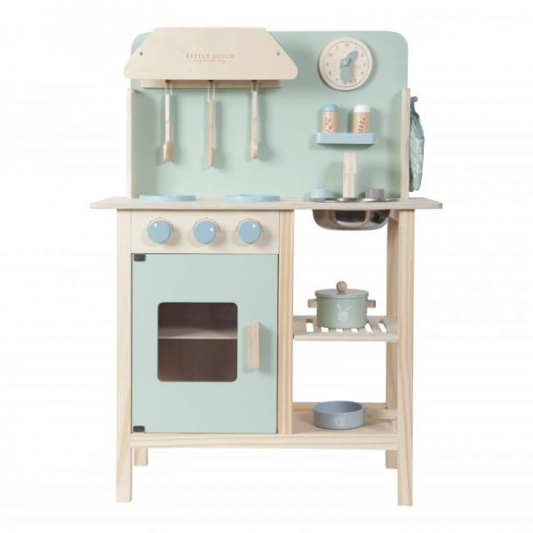 Toy kitchen mint Little Dutch