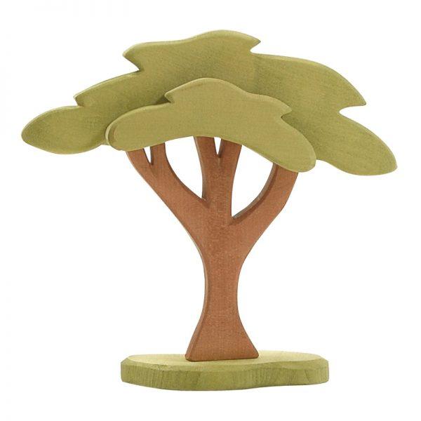 Figura legno Albero acacia della savana - Ostheimer