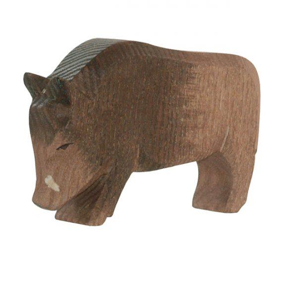 Figura legno Cinghiale - Ostheimer