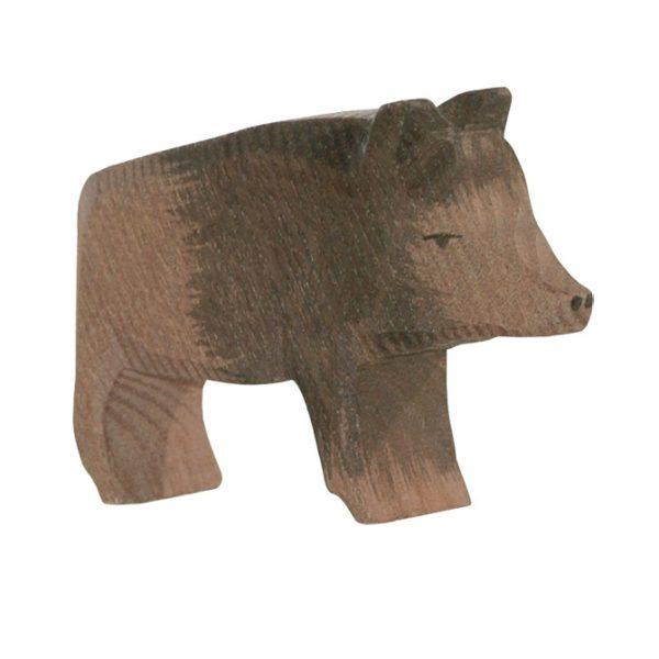 Figura legno Cinghiale femmina - Ostheimer