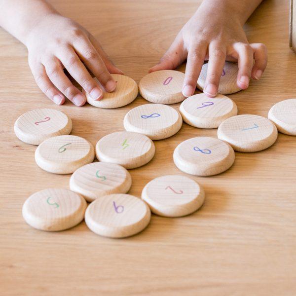 Gioco didattico monete per contare Grapat
