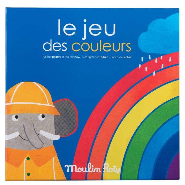 Gioco educativo magnetico dei colori Popipop Moulin Roty