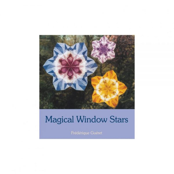 Magical window stars - Frédérique Guéret