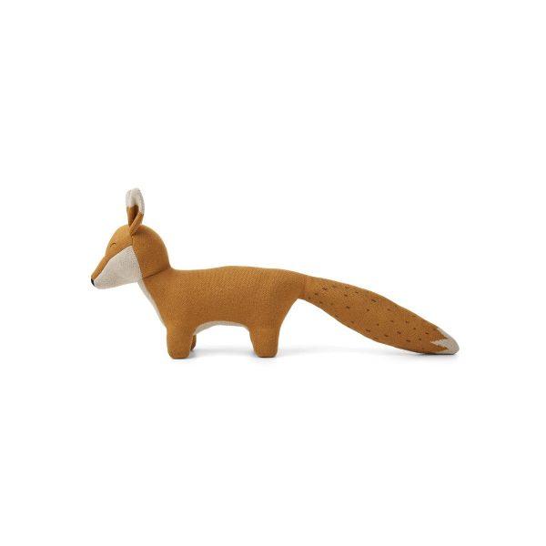 Pupazzo a maglia Felix fox Artic friends LIEWOOD
