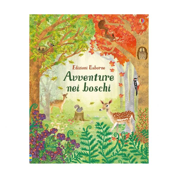 Avventure nei boschi - Emily Bone e Alice James