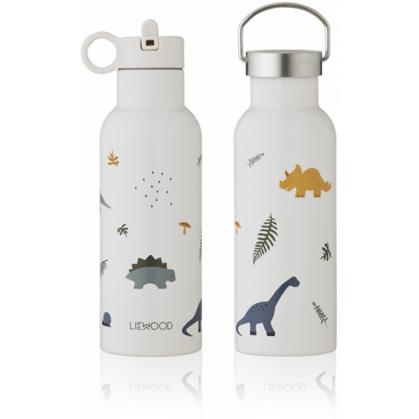 Borraccia in acciaio inossidabile Dino mix 500ml LIEWOOD