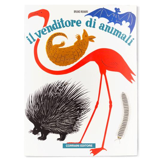 Il venditore di animali - Corraini Edizioni
