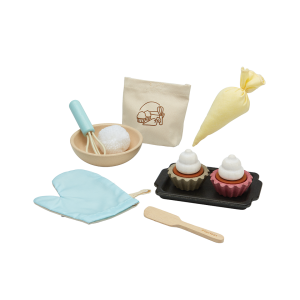 Set gioco di ruolo Cupcake set Plan Toys